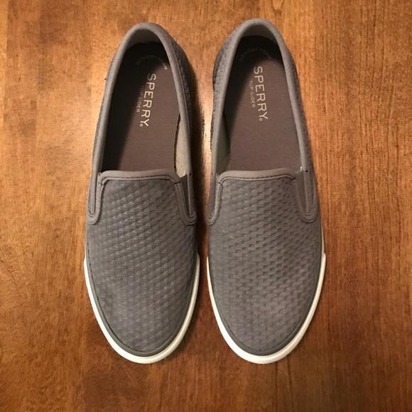Sperry Shoes   Slide On   Poshmark